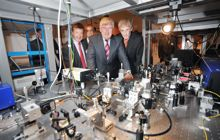 Minister for Education & Science marks successful research collaboration between Tyndall National Institute and Cork Institute of Technology