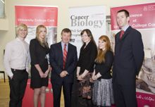 New PhD Scholars' Programme in Cancer Biology for University College Cork (UCC)