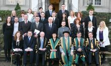 UCC students presented with National University of Ireland Awards (NUI)