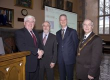 University College Cork showcases ten years of research