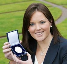 UCC student wins HRB Watts Medal 2008