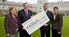 UCC Affinity Card Raises €1million for UCC's  Sports Fund