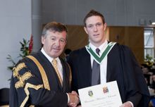 Conferring Ceremonies at University College Cork –September 7th 2010