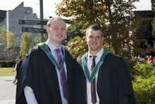 Conferring Ceremonies at University College Cork – September 8th 2010