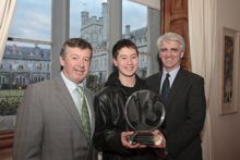UCC Congratulates BT Young Scientist of the Year 2010