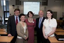 UCC Hosts First National Seminar on Undergraduate Work Placement