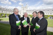 UCC and Teagasc Launch Strategic Alliance in Food Research