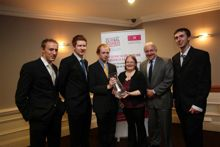 Global Business Challenge Success for UCC Students