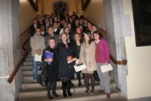 Presentation of Certificates and Diplomas in Teaching & Learning in Higher Education
