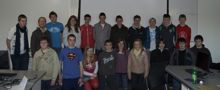 Transition Year students experience IT at UCC