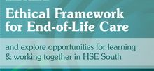 Ethical Framework Launch for End-of-Life Care