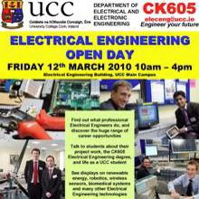 Electrical Engineering Open Day