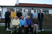 Victory for UCC Staff Golf Society