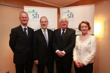 "Minister O'Keeffe announces €25m for ""high-potential"" research projects"