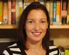 "UCC Researcher Dr Karen Keeshan ""One to watch"""