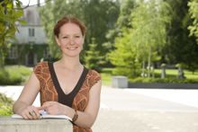 Rooney Prize for UCC Alumna