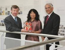 Indian Ambassador donates books to UCC School of Asian Studies