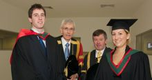 First UCC/CIT Architecture Degree Students Graduate