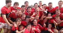 All-Ireland Under 21 Rugby Win for UCC