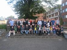 Bioinformaticians meet at UCC for the VIBE Bioinformatics Conference