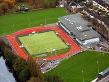 Re-Opening of the Mardyke Sports Grounds