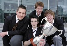 Cork Students tops in Maths!