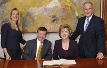 President Mary McAleese to reopen the Lewis Glucksman Gallery