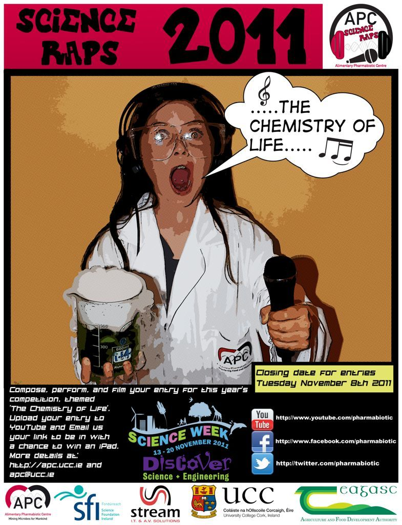 2011 Science Raps Competition Launched