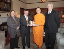 New era in Buddhist Studies at UCC
