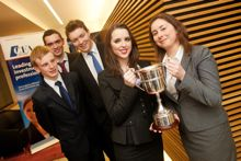Win for UCC Accounting & Finance Team