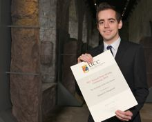 Graduate of the Year Announced at UCC